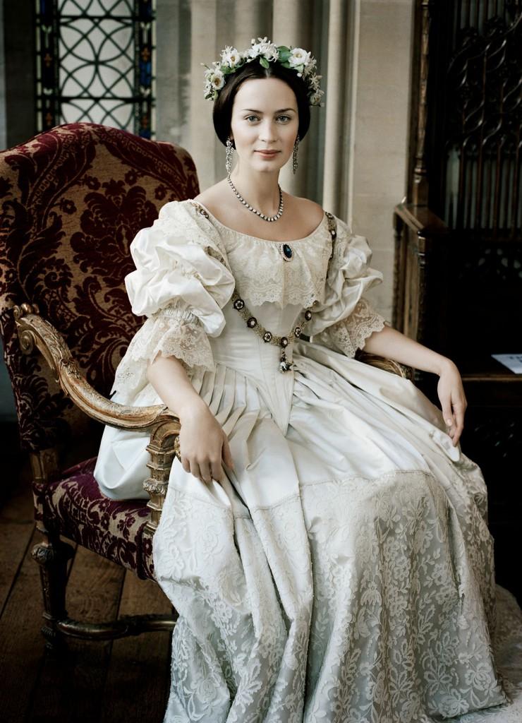 Викторианский стиль в женской одежде