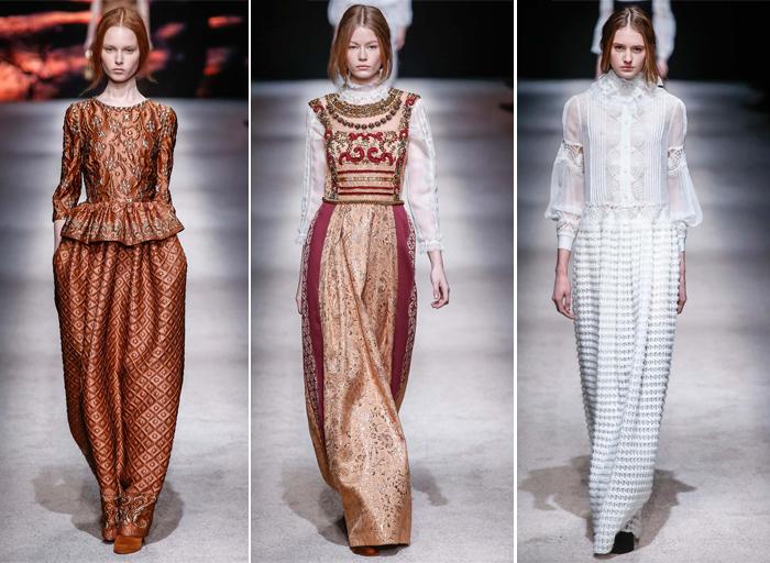 Платья в викторианском стиле