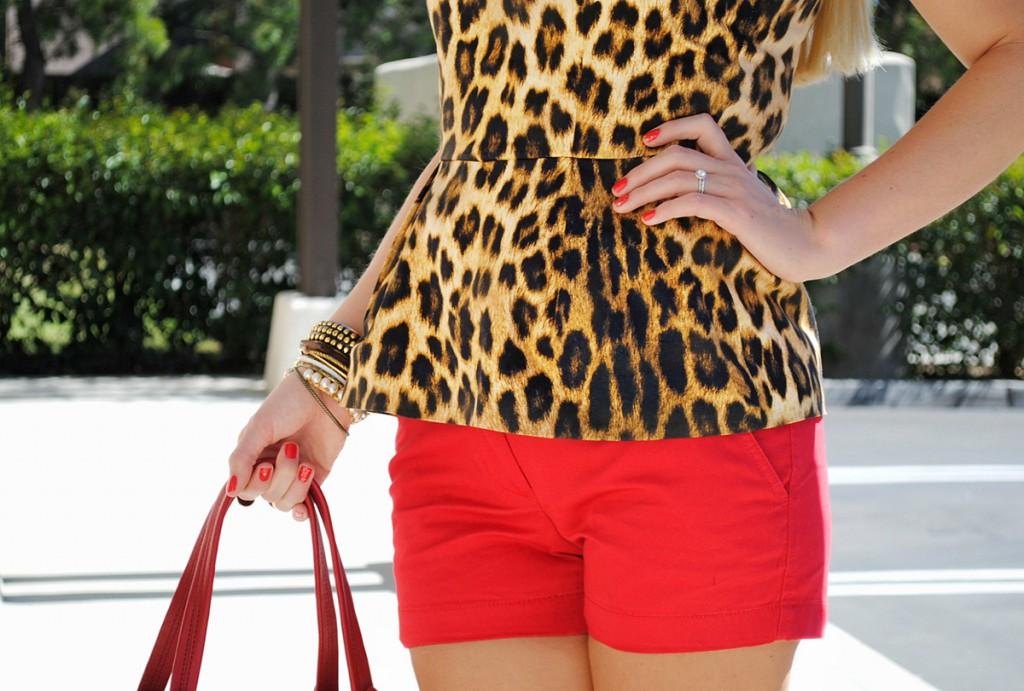 С чем сочетать леопардовый принт в одежде