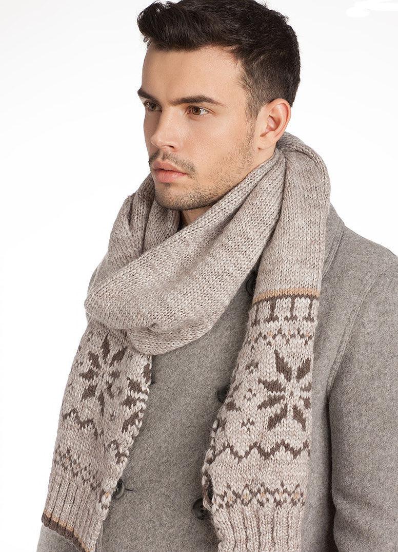 изображён модный шарф картинки сделать