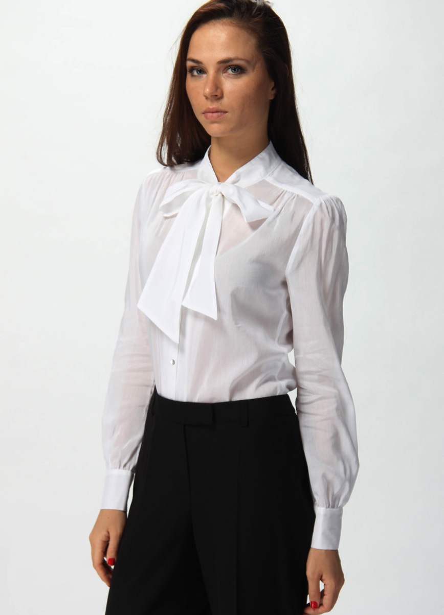 Женские Блузки Из Шифона