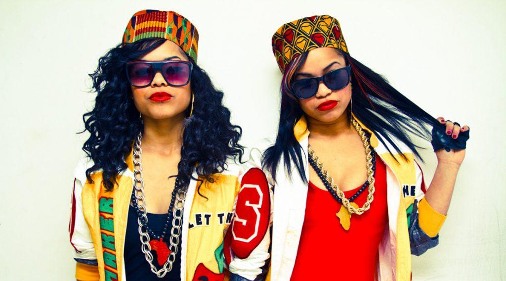 Женские головные уборы в стиле swag