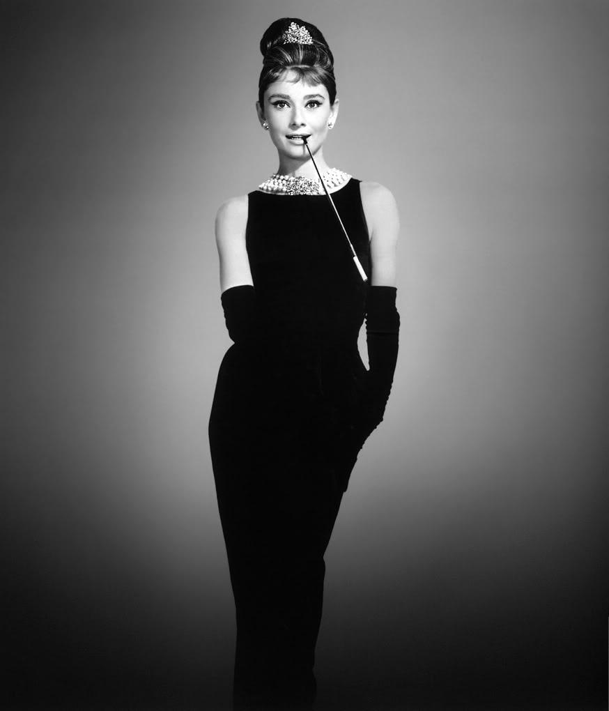 Коко Шанель черное маленькое платье
