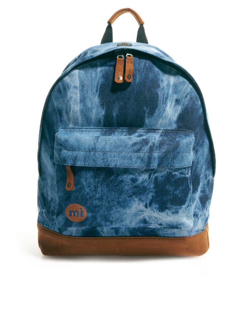 Небольшой джинсовый рюкзак