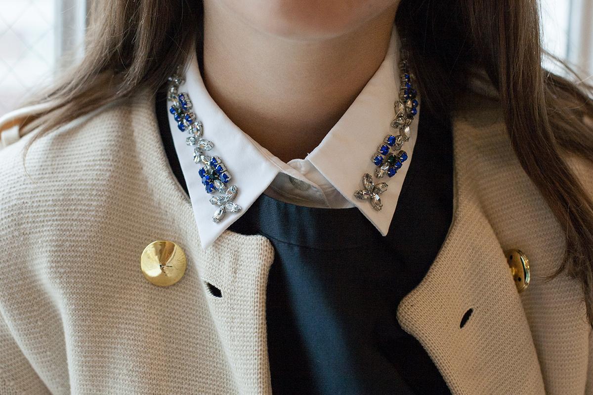Украшение на блузку купить