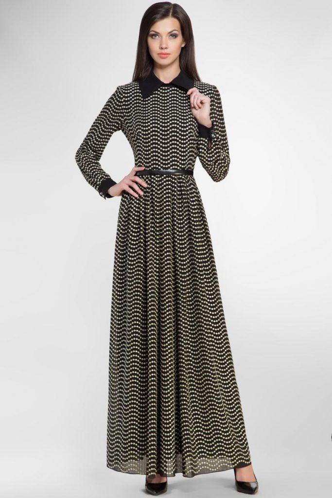 Платье от Андрея Шарова