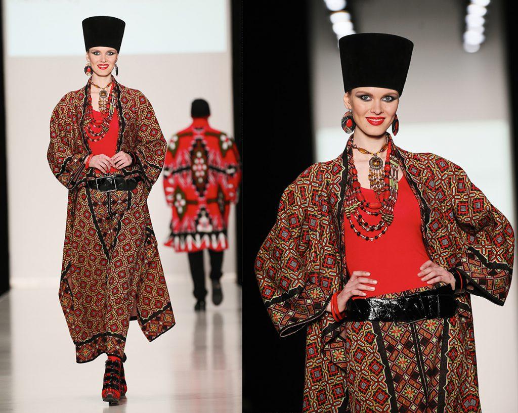 Одежда от российского дизайнера Вячеслава Зайцева
