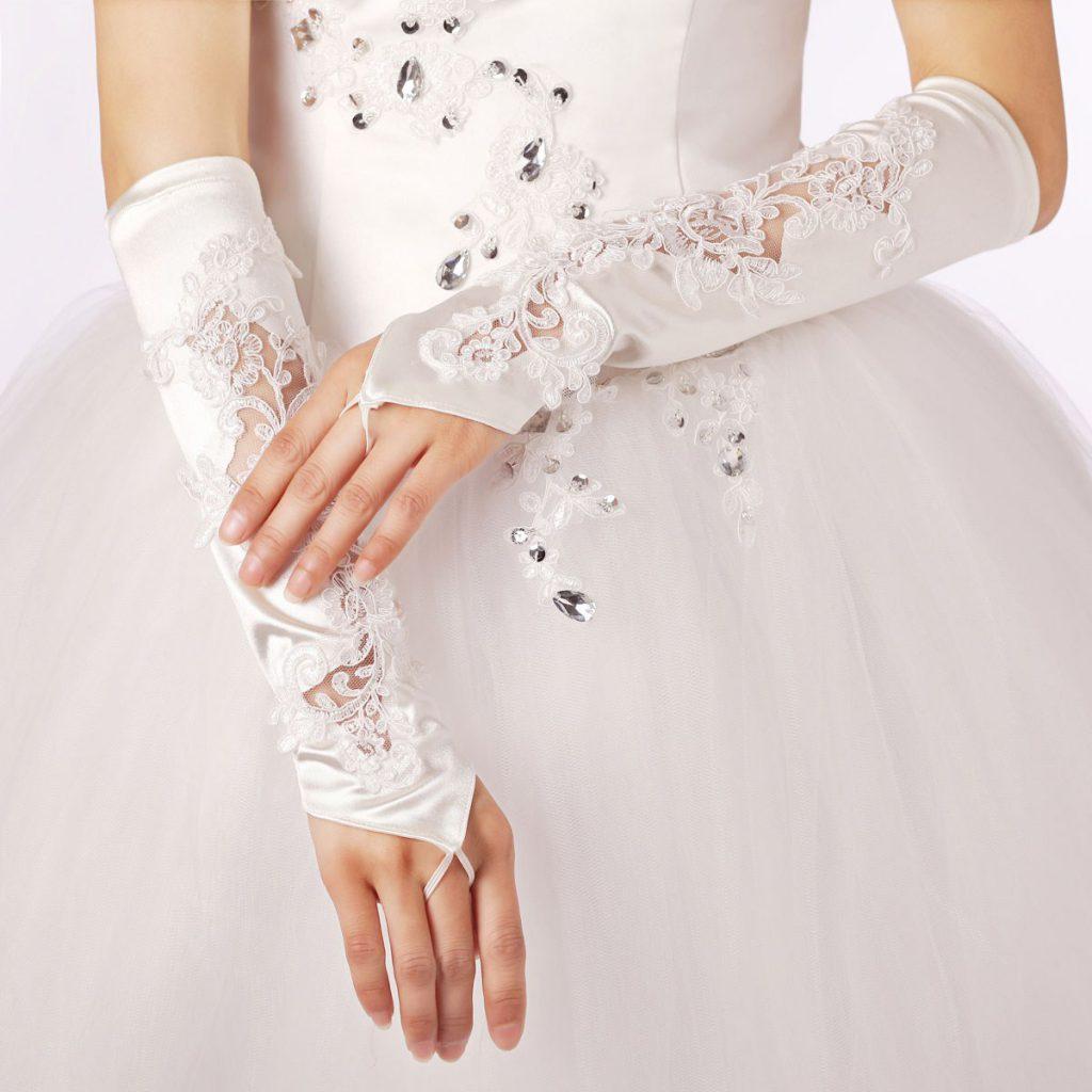 Как Подобрать Красивые Свадебные Перчатки