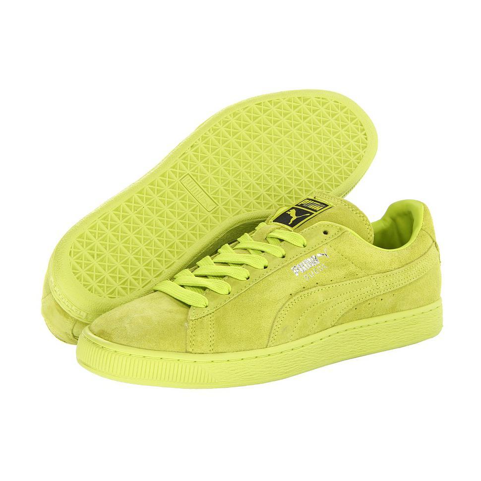 Модные замшевые кроссовки