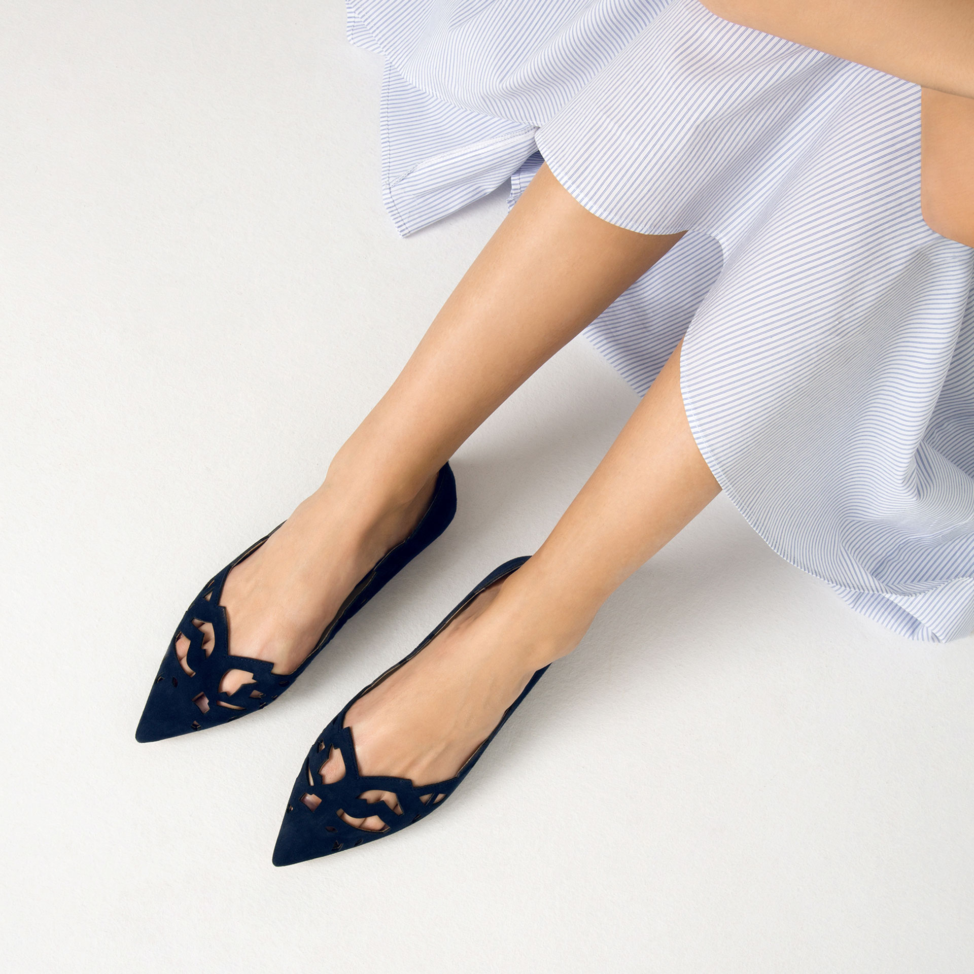 Женская зимняя обувь кожа