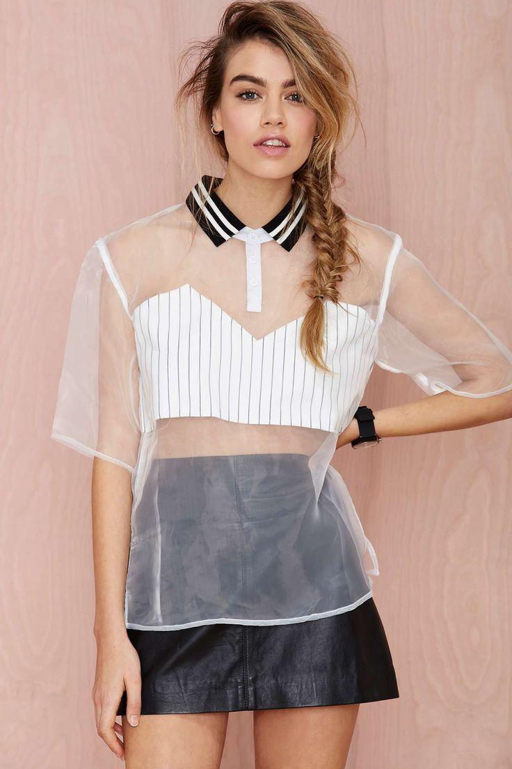 Модная рубашка 2017