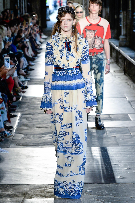 Круизная коллекция 2017 от Gucci