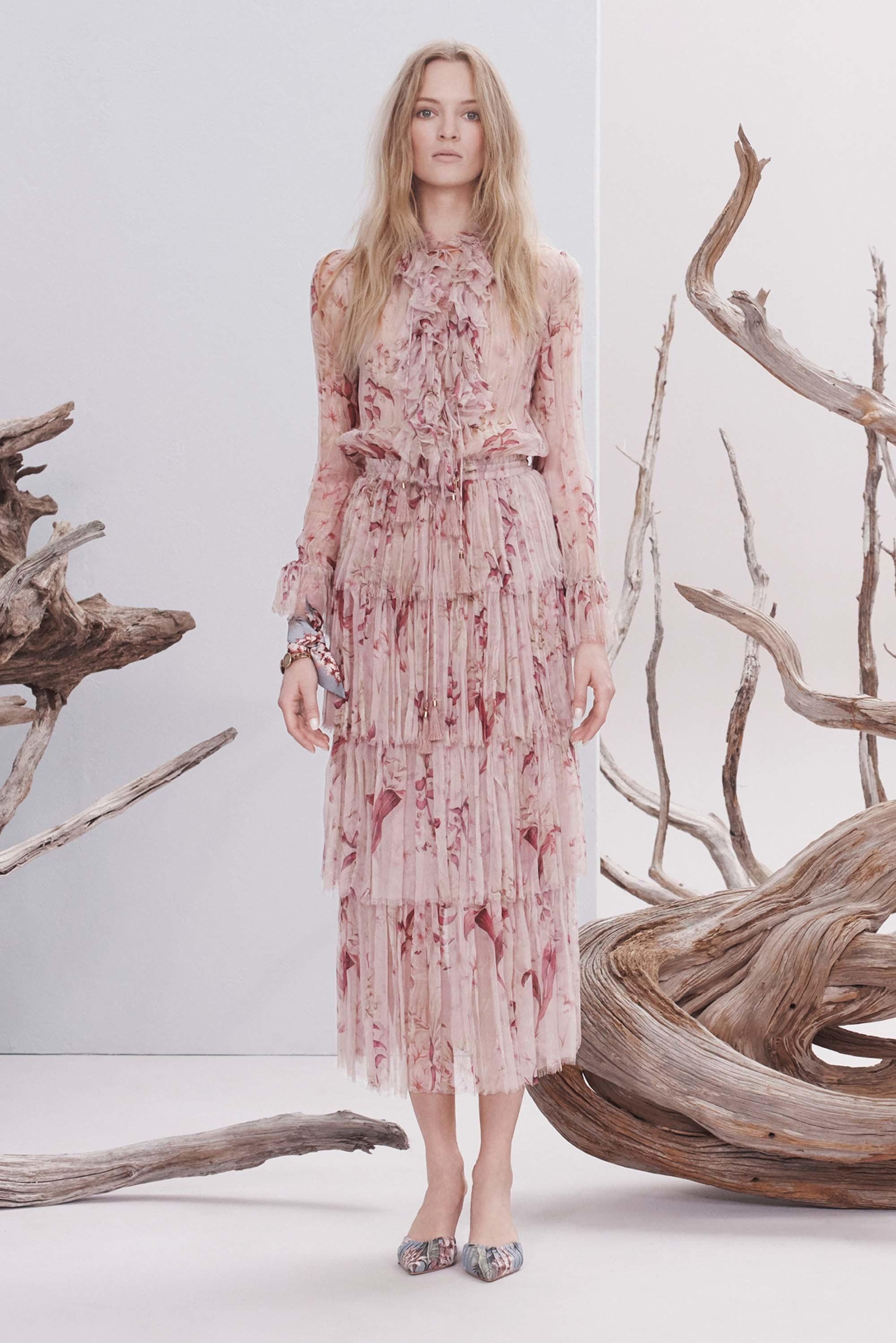Платье от Zimmermann