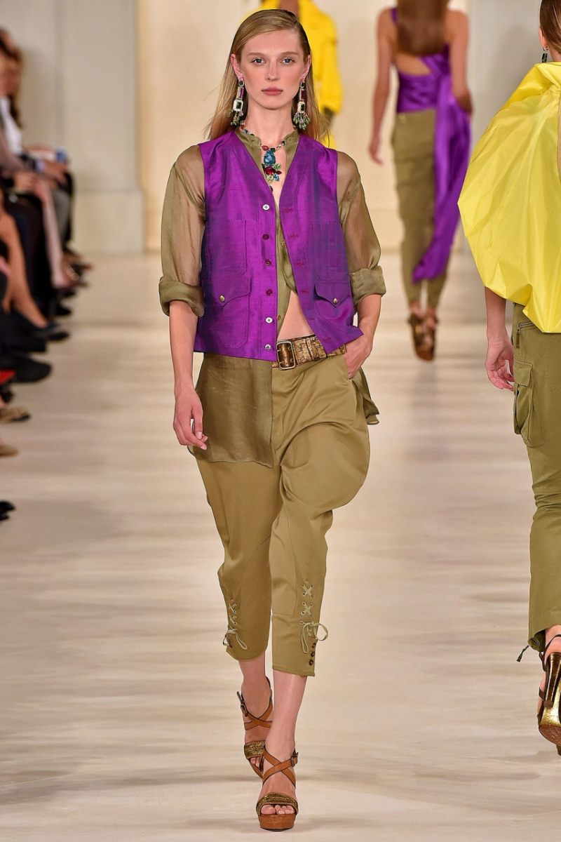 Летние брюки галифе