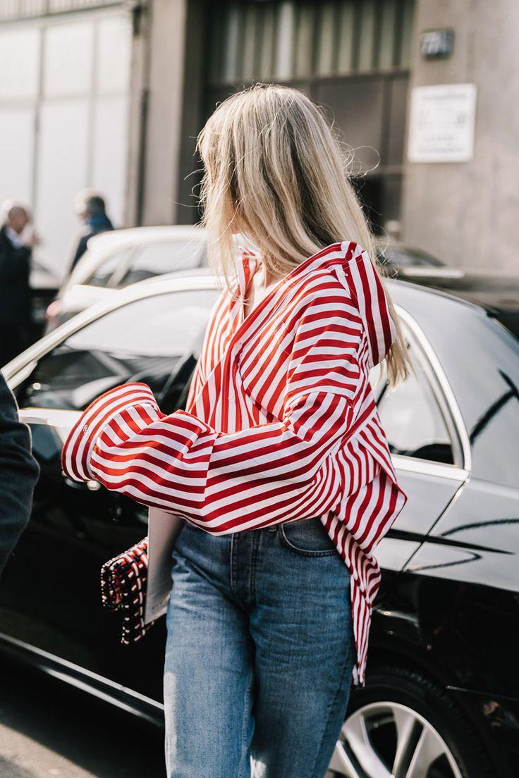 Асимметричная блузка 2018