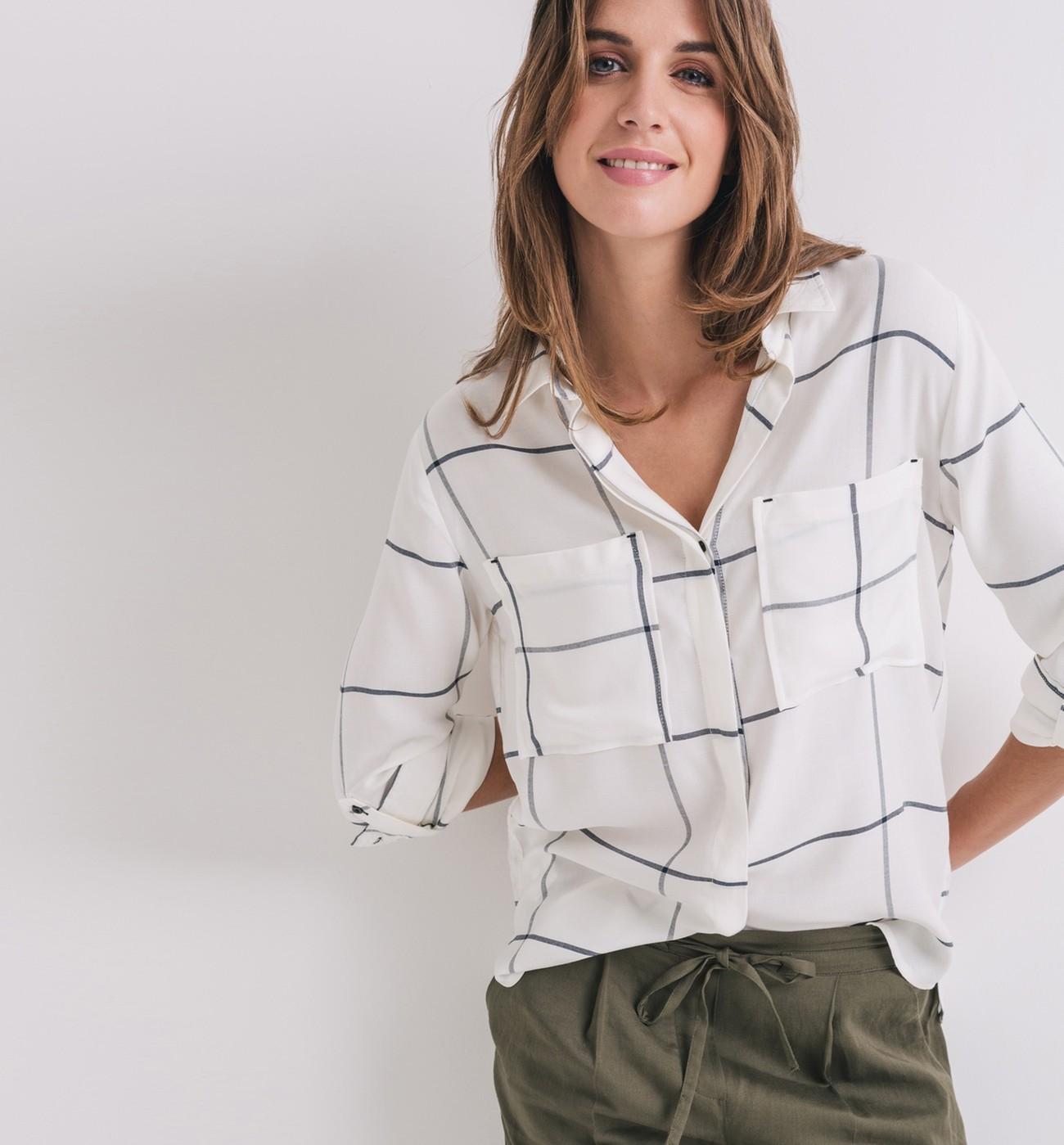 Модная рубашка 2018