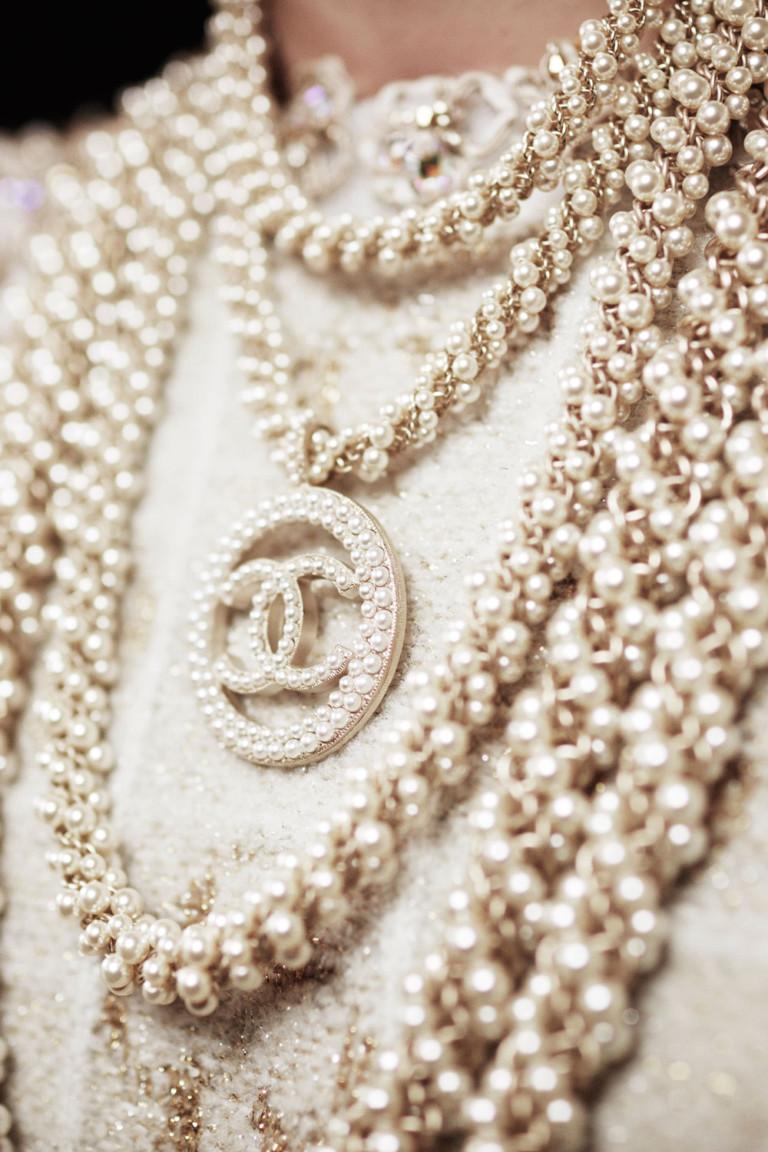 Бижутерия Chanel 2018