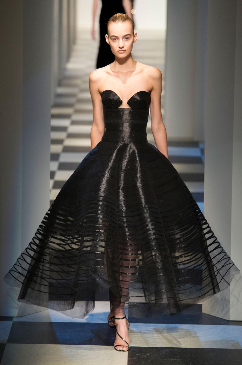 Платье 2018 черное