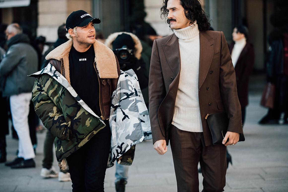 Мужская куртка камуфляжная 2018