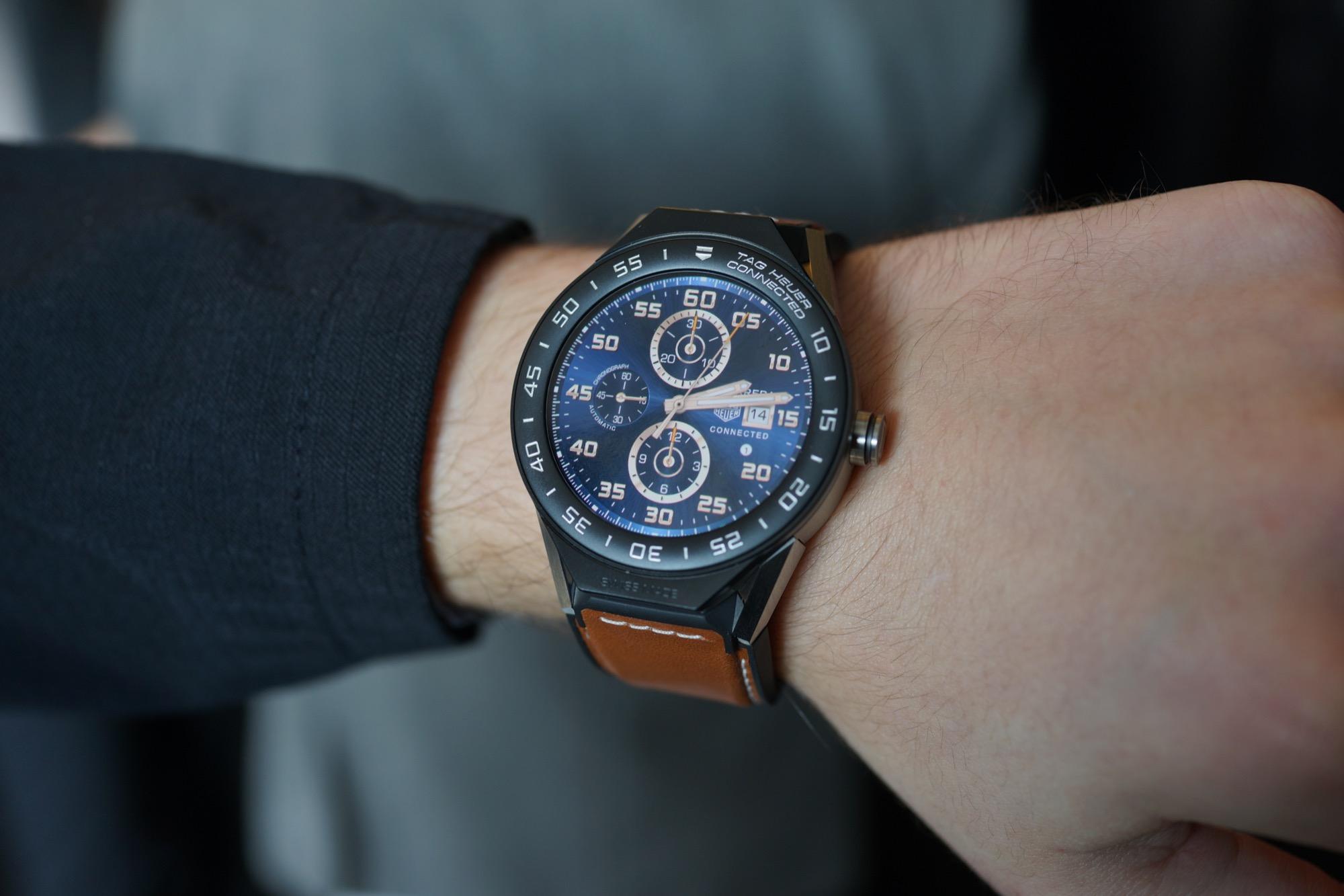 Очень элегантные мужские часы из