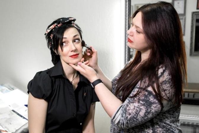 Курс макияжа