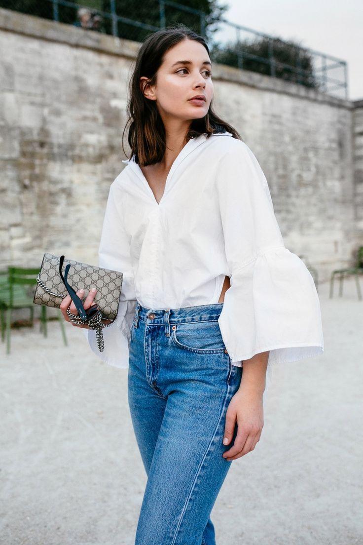 Модные женские рубашки 2018 года. Фото и тенденции