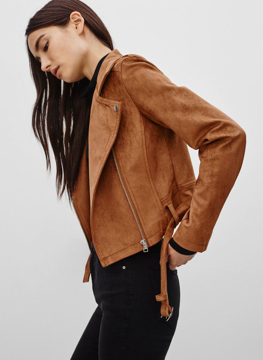 Замшевая куртка 2018