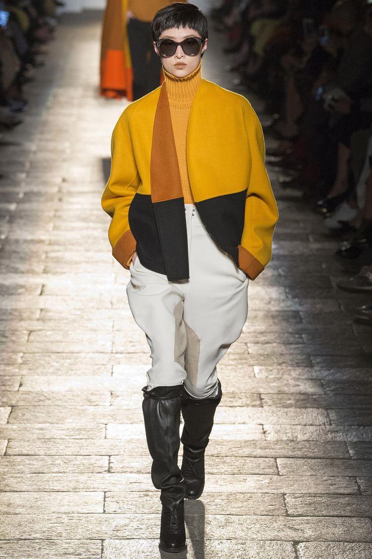 Женская желтая куртка
