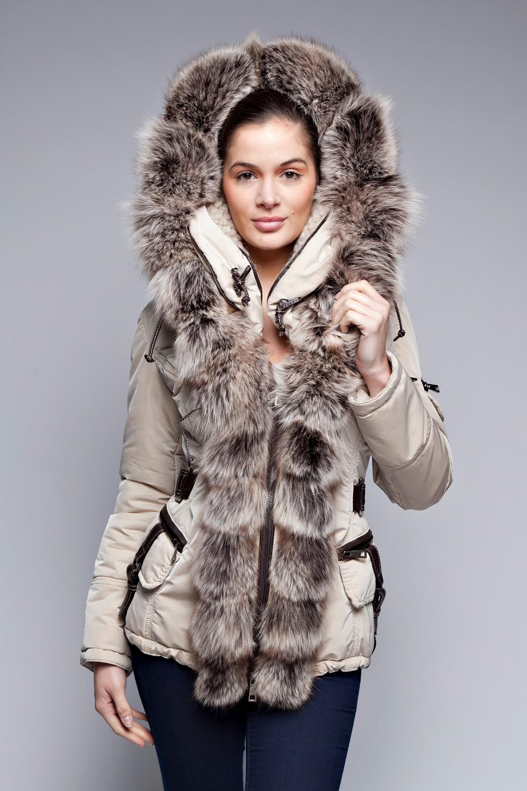 меховые куртки женские фото появилась земле еще