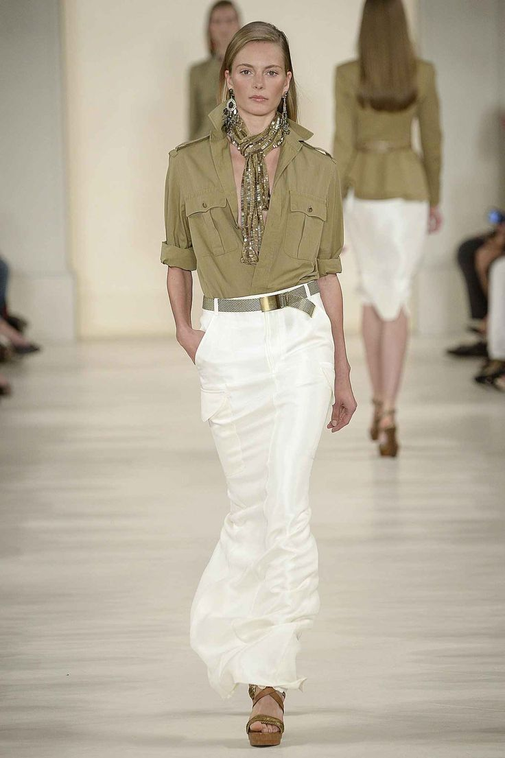 Рубашка боди в стиле сафари