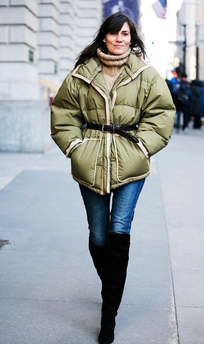 Зеленая демисезонная куртка