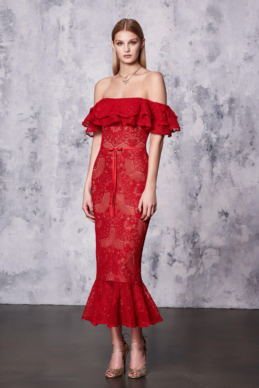 Ажурное платье на новый год 2018