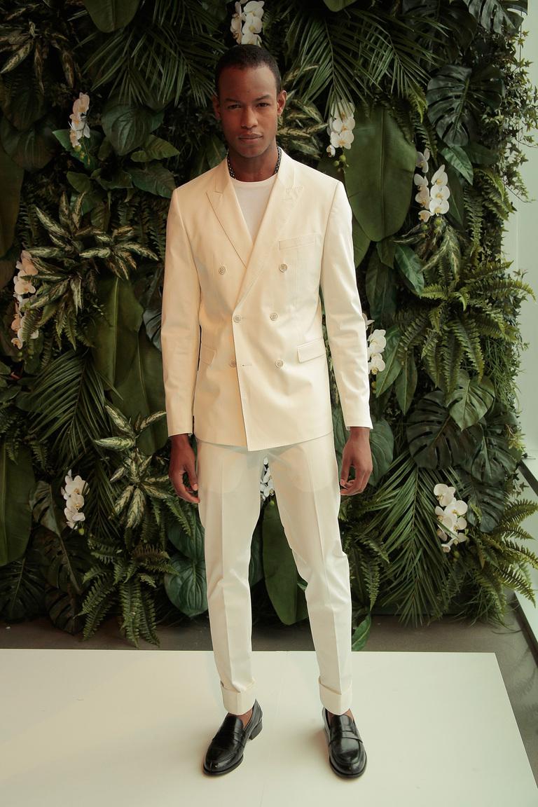Белый костюм Tommy Hilfiger