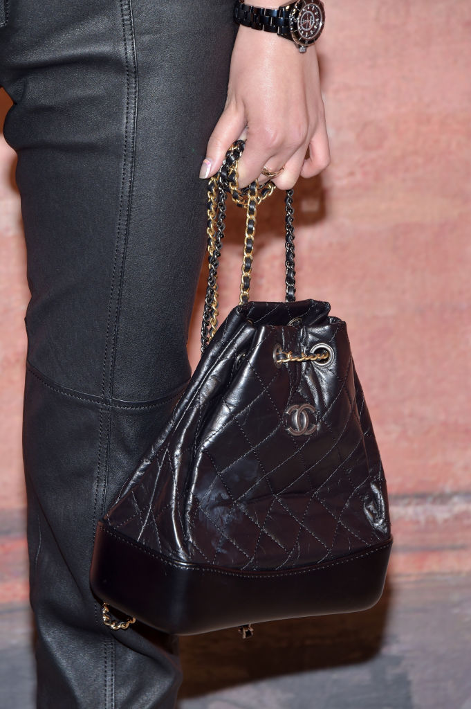Маленький рюкзак Chanel