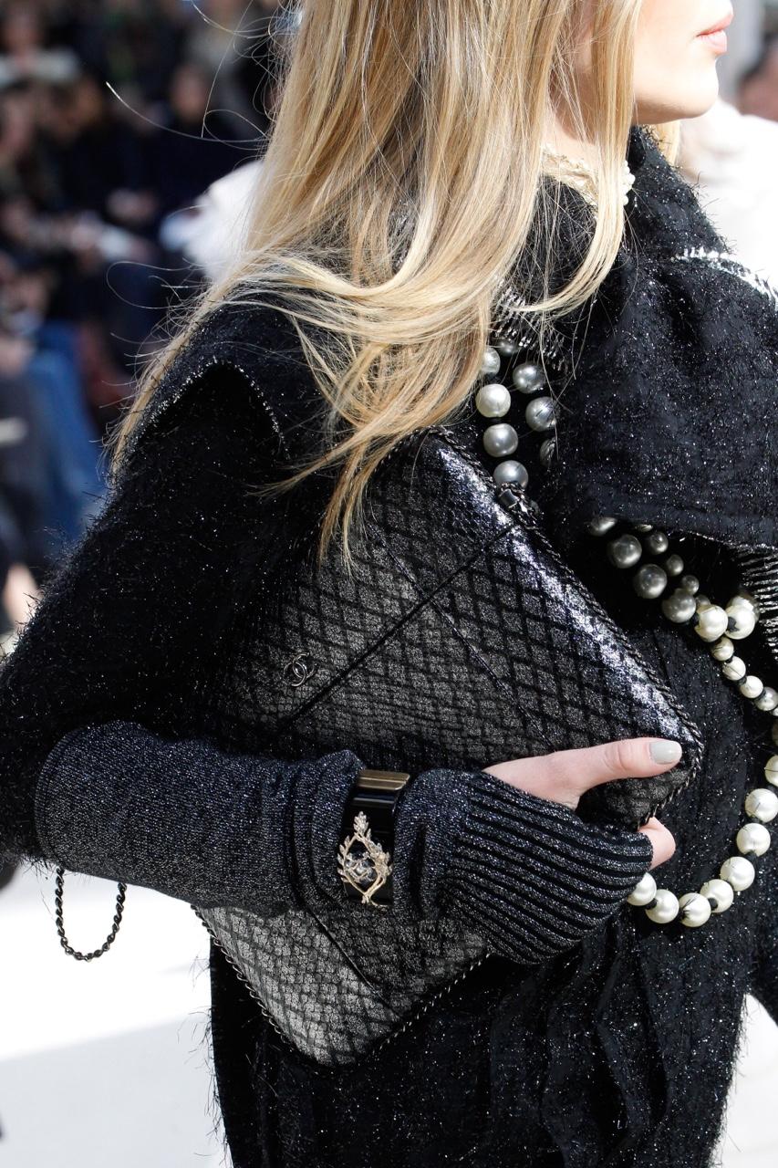 Деловая сумка Chanel