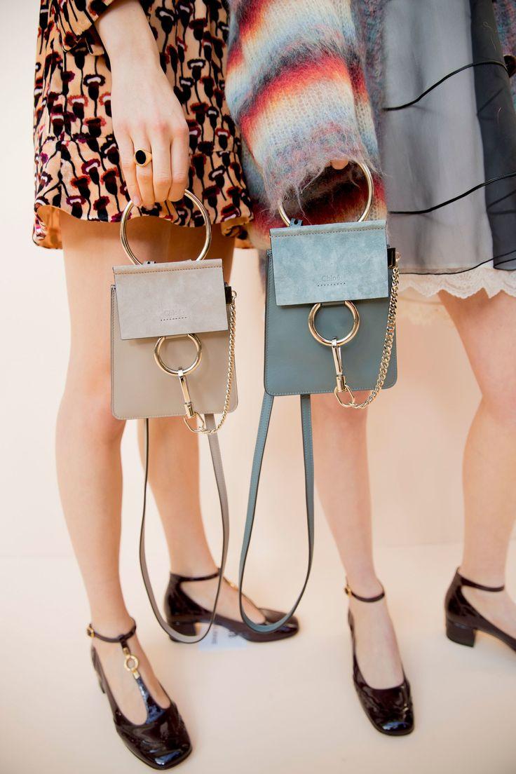 Маленький рюкзак Chloe