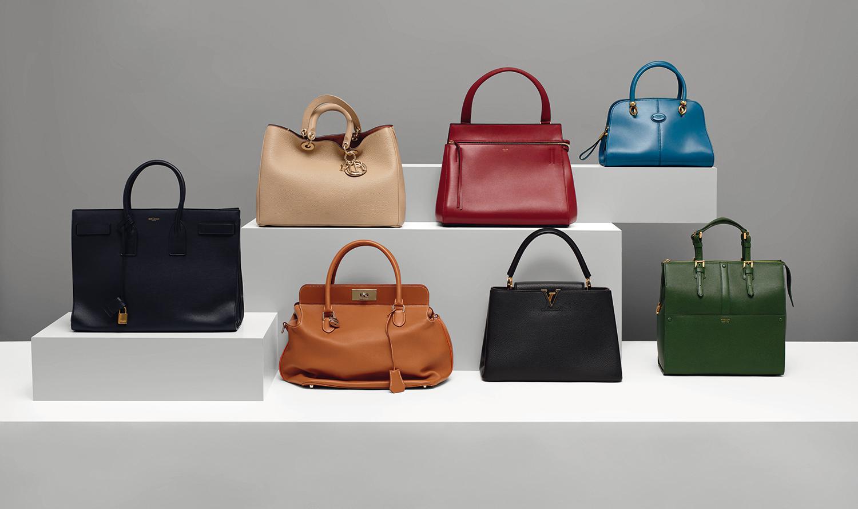 Деловая сумка классическая