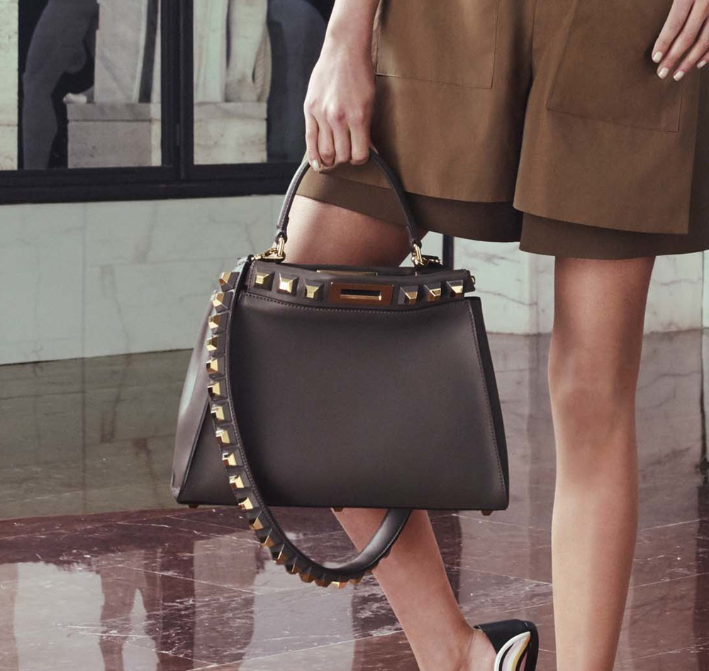 Деловая сумка Fendi