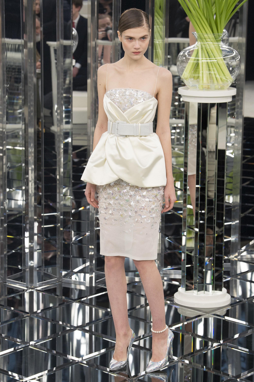 Шанель 2017 коктейльное платье