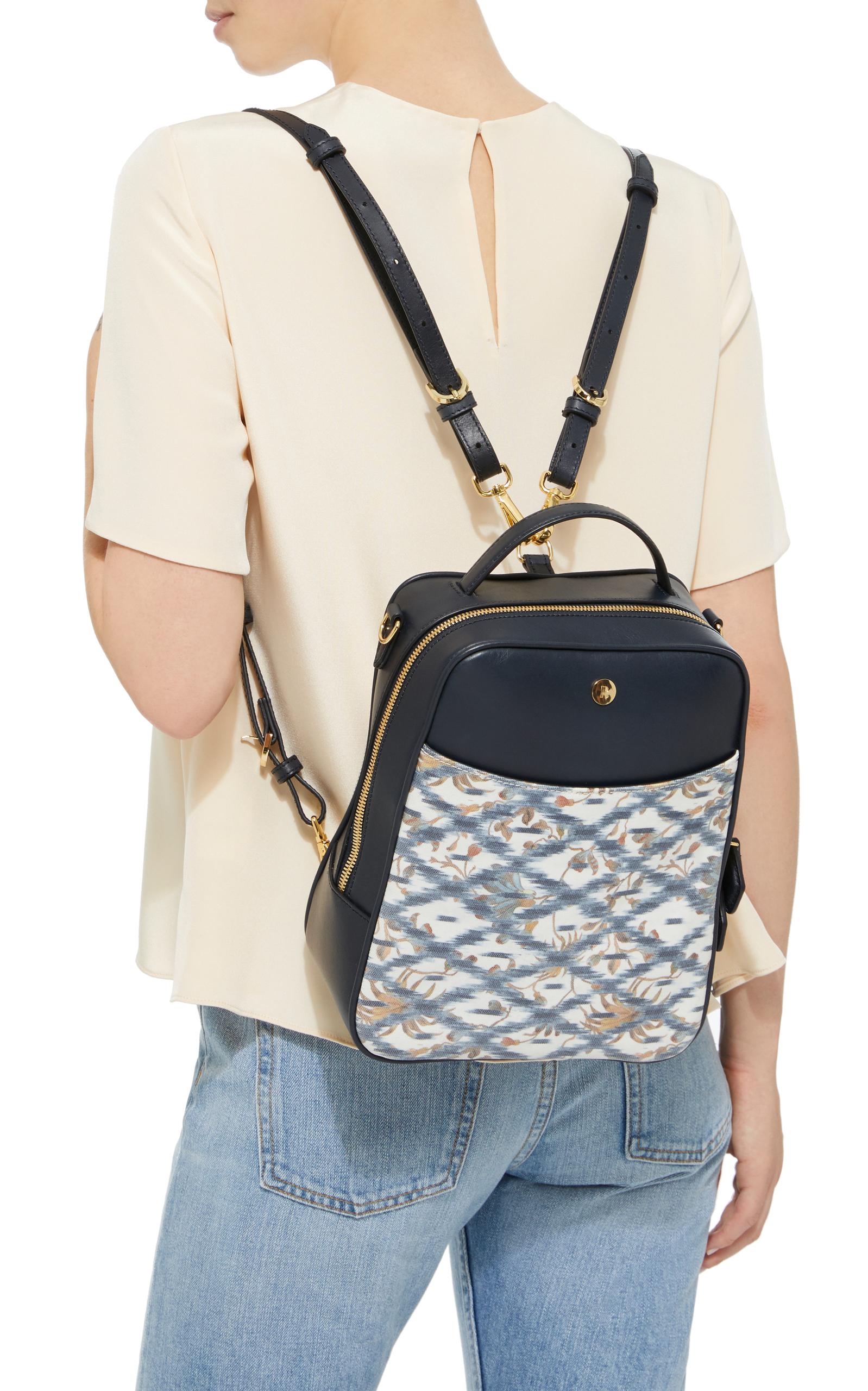 Маленький рюкзак квадратный