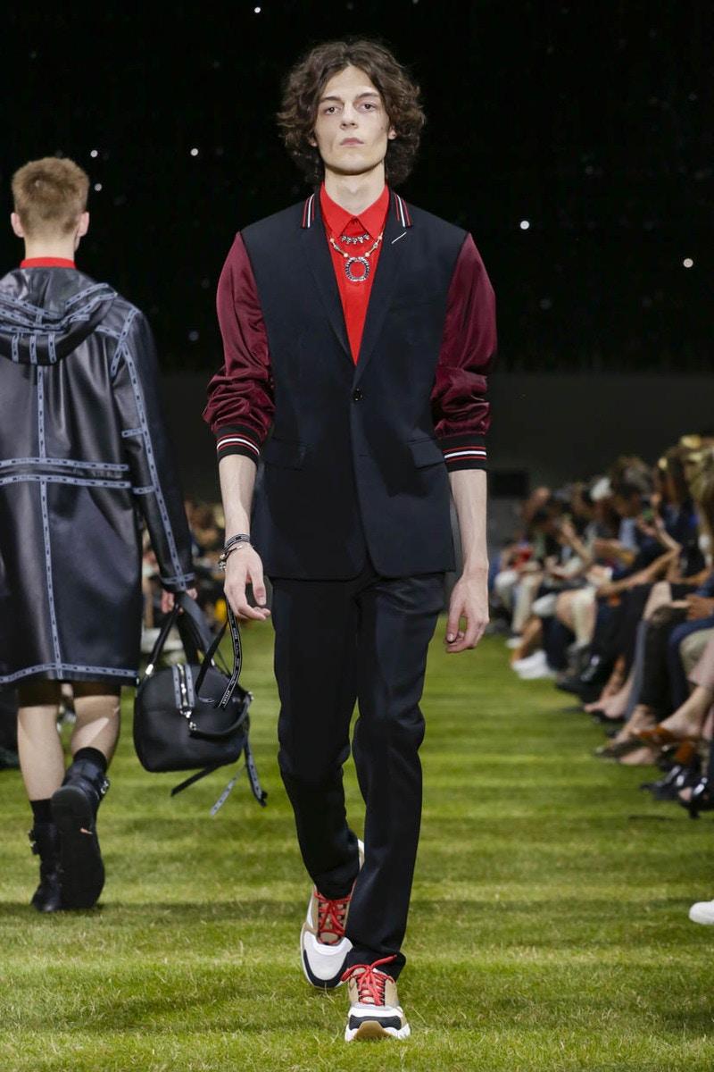 Мужская коллекция Dior 2017