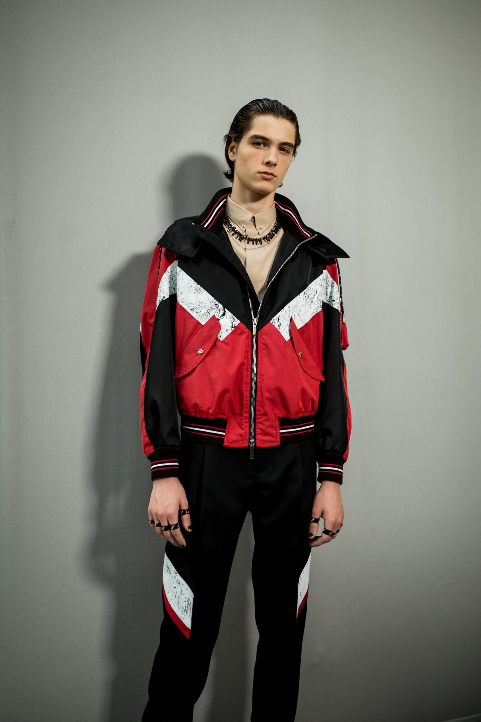 Мужская куртка Dior 2017