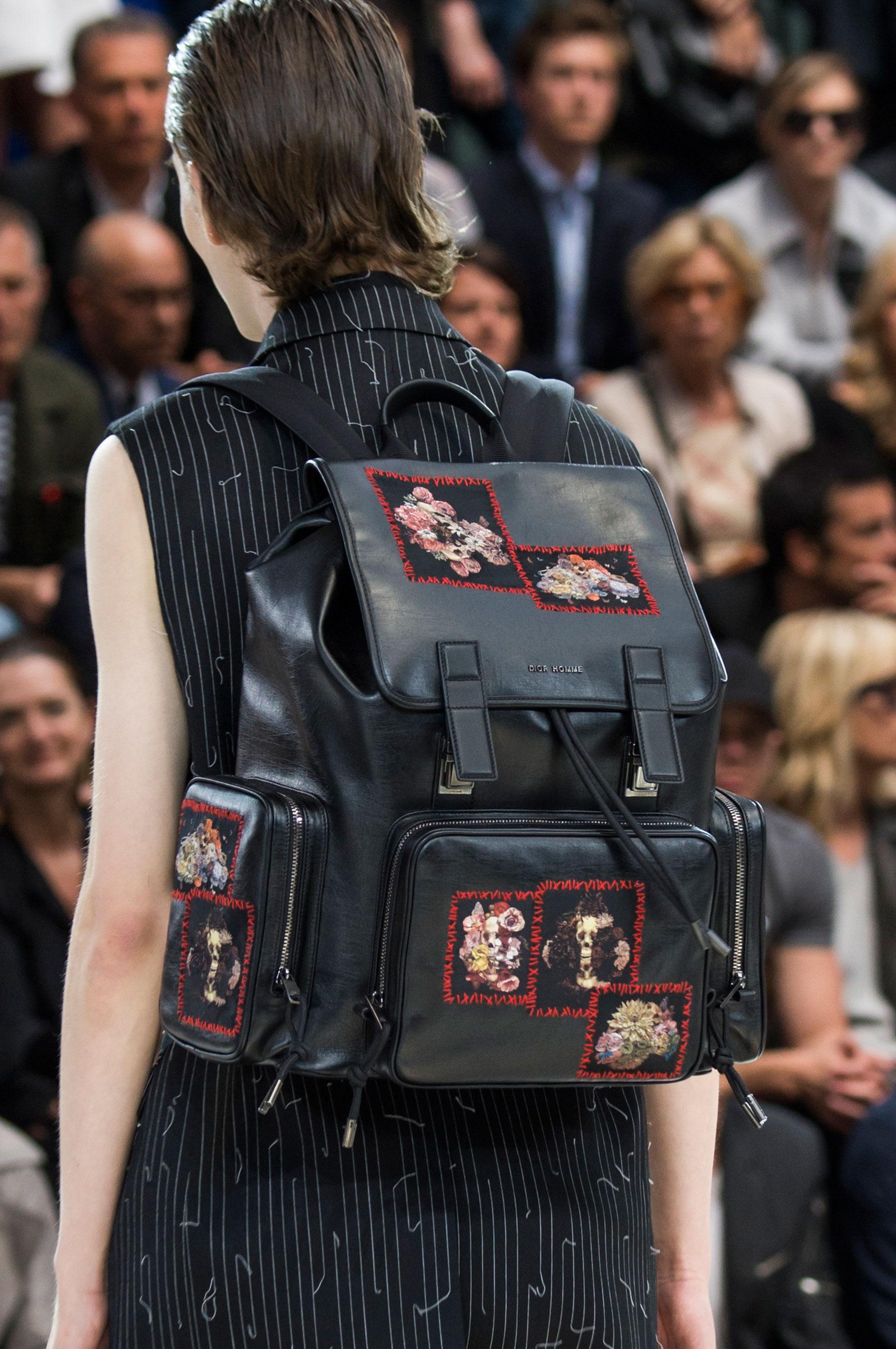 Мужской рюкзак Dior 2017