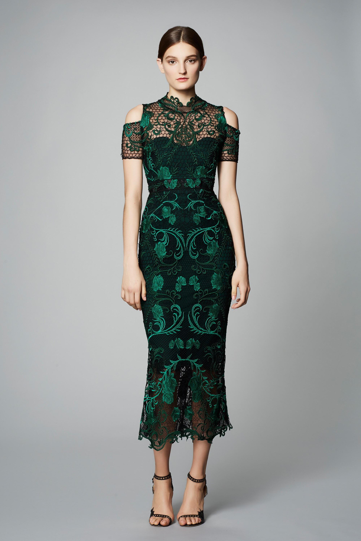 Облегающее платье на новый год 2018