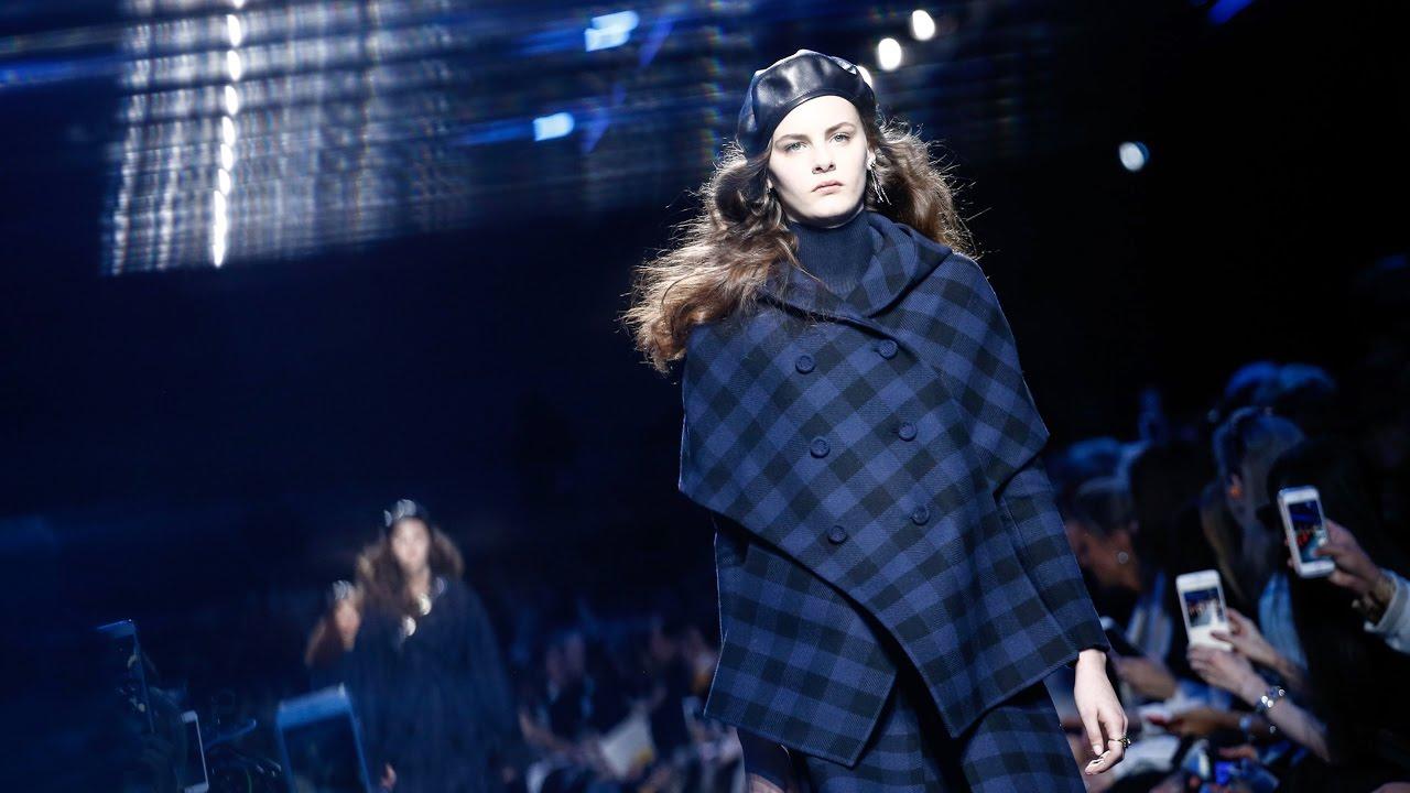 Пальто Dior 2017