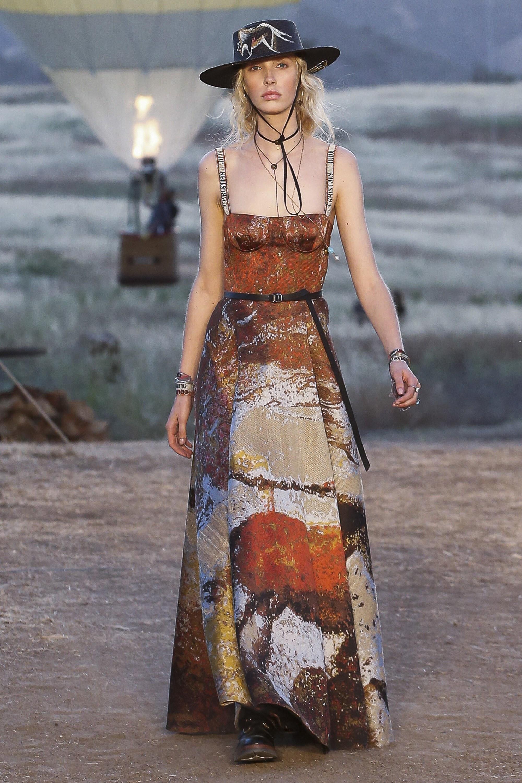 Платье Dior 2017