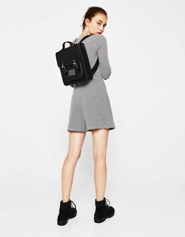 Маленький рюкзак портфель