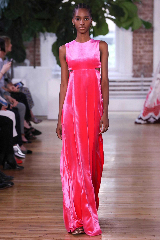 Платье розовое на новый год 2018