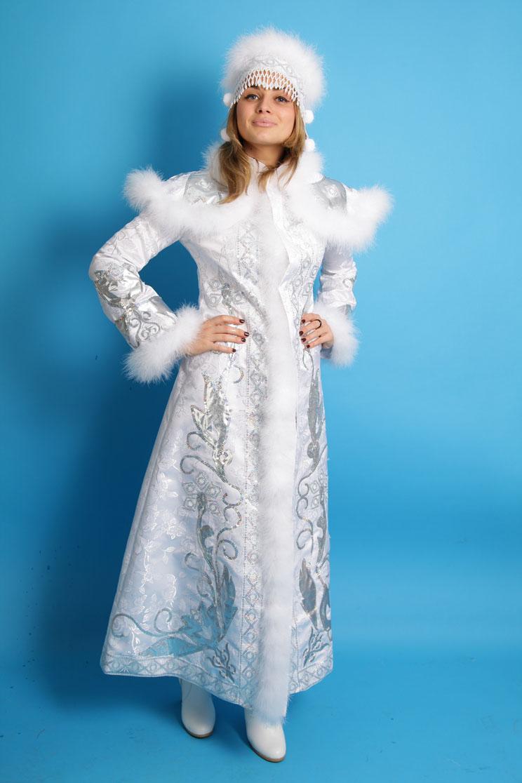 Сшить костюм снегурочки своими руками взрослый фото 302