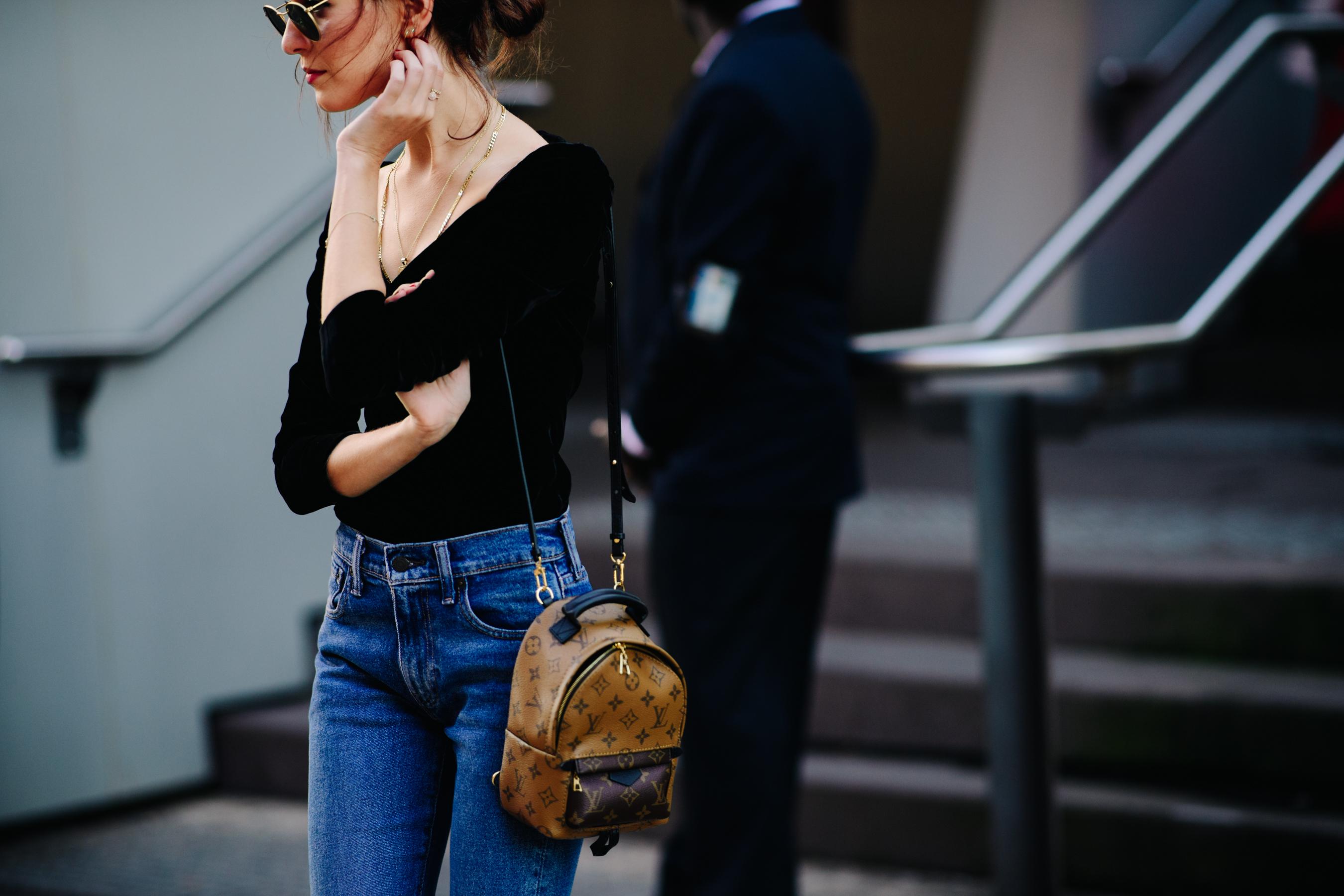 Городской рюкзак-сумка